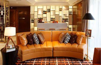 20万以上140平米四室两厅新古典风格客厅图片