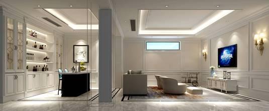 140平米别墅美式风格影音室欣赏图