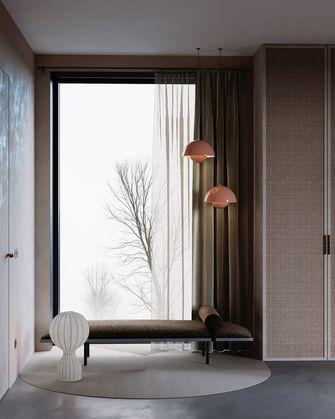 5-10万130平米现代简约风格走廊设计图