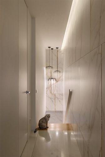 10-15万110平米现代简约风格楼梯间装修案例
