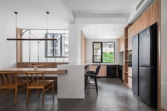 富裕型140平米三室两厅日式风格餐厅效果图
