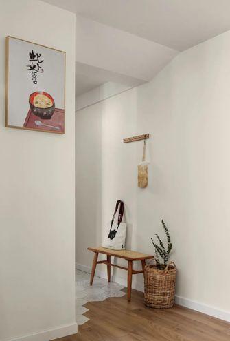 5-10万80平米三室一厅日式风格玄关图片大全