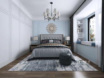20万以上120平米三美式风格卧室图片大全