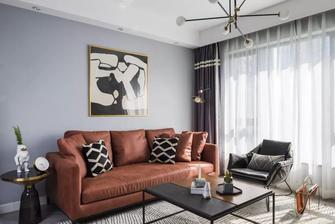 100平米三北欧风格客厅装修效果图