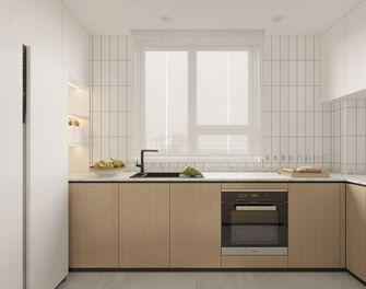 5-10万100平米三现代简约风格厨房设计图