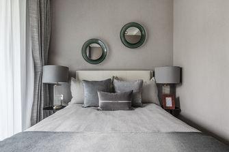 10-15万90平米三室两厅轻奢风格卧室设计图