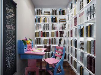 富裕型120平米三室两厅新古典风格书房装修效果图
