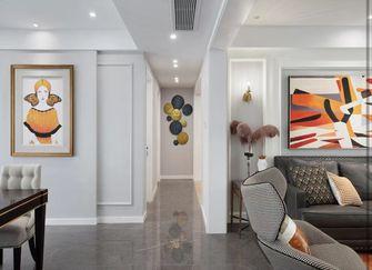 140平米三室一厅美式风格客厅装修效果图