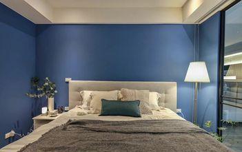 5-10万50平米一室两厅现代简约风格卧室装修效果图