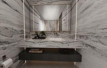 140平米三室三厅现代简约风格卫生间图片