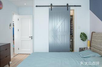 15-20万120平米三北欧风格卧室装修案例