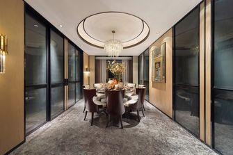 豪华型140平米四室两厅新古典风格餐厅装修效果图