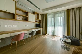 15-20万140平米四室两厅北欧风格书房装修效果图