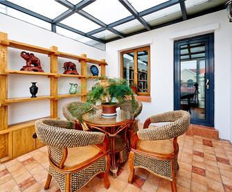 豪华型140平米别墅欧式风格阁楼设计图