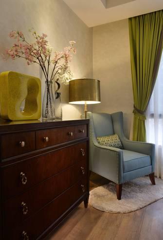 15-20万90平米三室两厅美式风格书房图片大全
