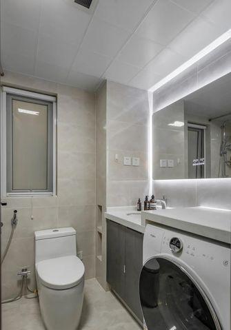 3-5万130平米三室两厅混搭风格卫生间设计图