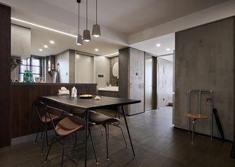 豪华型三室两厅工业风风格餐厅装修案例