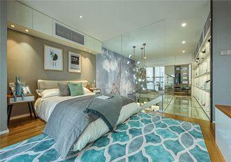 15-20万60平米一室一厅北欧风格卧室欣赏图