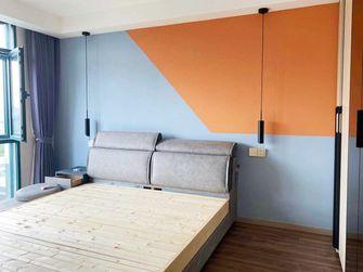 130平米四室两厅混搭风格卧室欣赏图