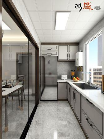 3-5万110平米三室两厅中式风格厨房装修案例