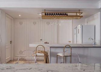 20万以上140平米三室两厅轻奢风格餐厅图片