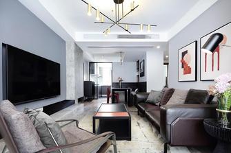 10-15万60平米公寓中式风格客厅装修效果图