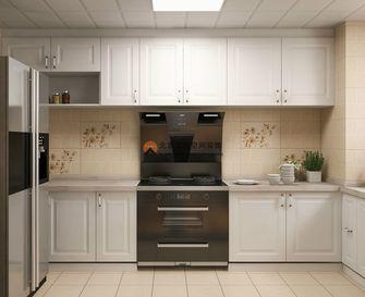 3万以下110平米三室两厅美式风格厨房图片