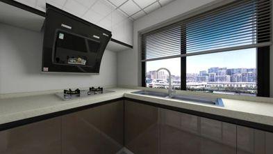 15-20万90平米现代简约风格厨房装修图片大全