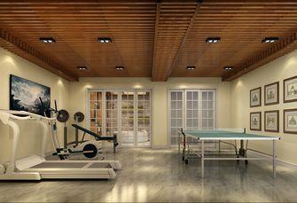 140平米别墅欧式风格健身房图片