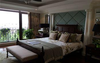 5-10万100平米三室一厅美式风格卧室装修案例