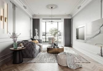 法式风格客厅设计图