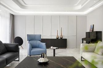 140平米四室三厅北欧风格客厅装修图片大全