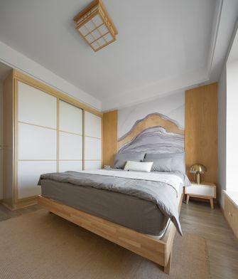 20万以上140平米别墅日式风格卧室效果图
