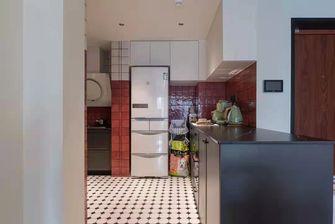 富裕型80平米混搭风格厨房设计图