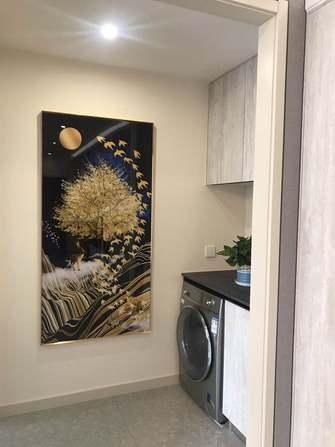 140平米三室三厅轻奢风格卧室欣赏图