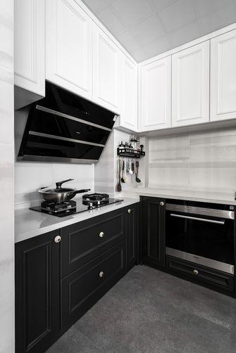 20万以上三室两厅法式风格厨房图片大全