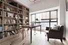 富裕型120平米复式日式风格书房装修图片大全