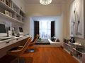 5-10万三室三厅欧式风格书房设计图