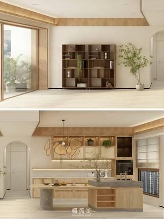 豪华型140平米四现代简约风格客厅装修图片大全