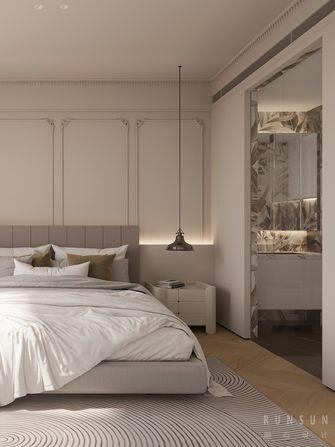 豪华型140平米复式法式风格青少年房欣赏图