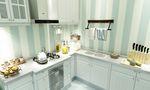 80平米地中海风格厨房图