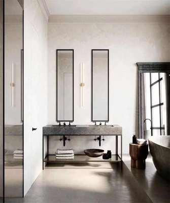 经济型90平米公寓法式风格卫生间装修案例