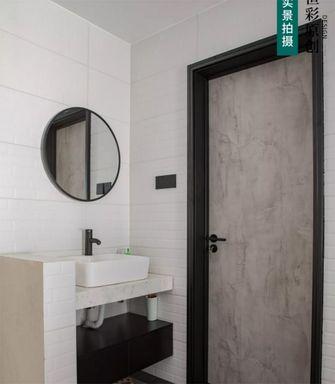 10-15万110平米三室两厅工业风风格卫生间装修效果图