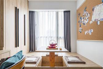 经济型90平米北欧风格书房装修案例