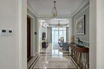 120平米三美式风格走廊装修案例