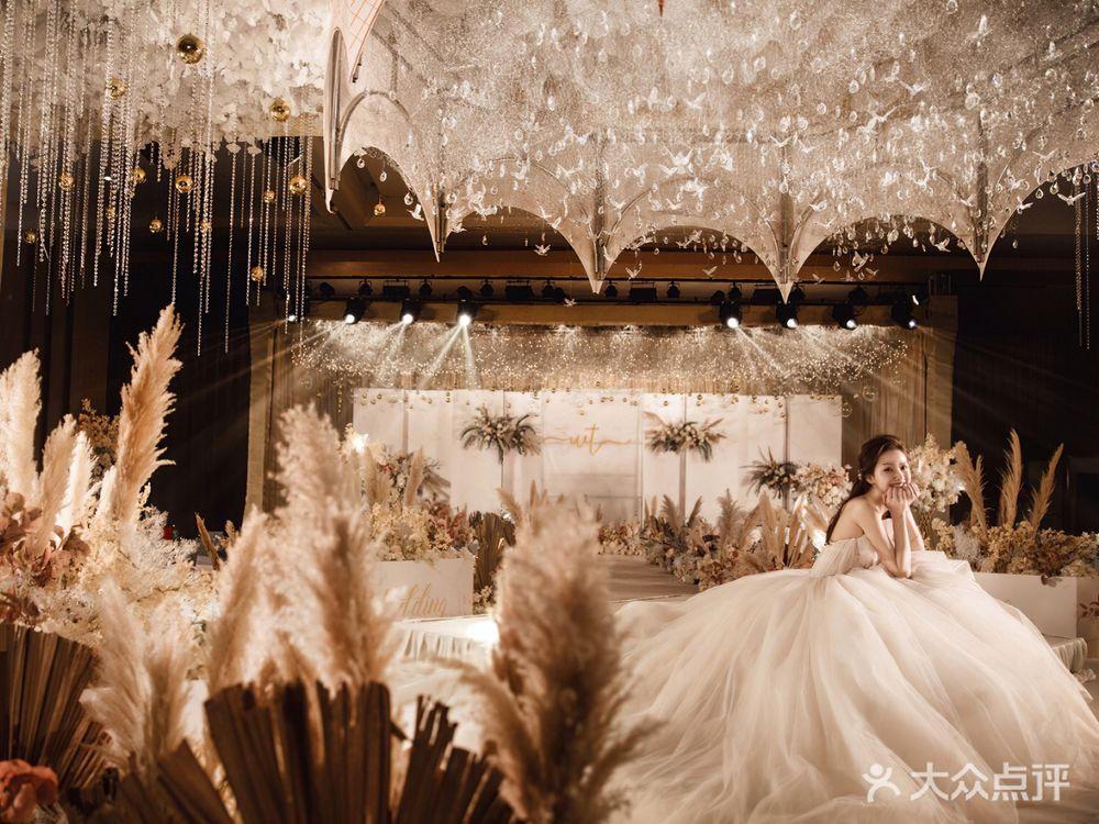 陌上花开婚礼定制的图片