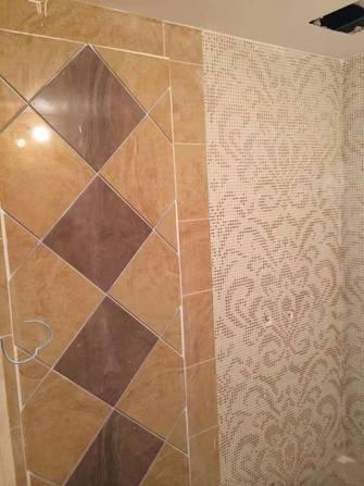 120平米三室三厅欧式风格卫生间图片