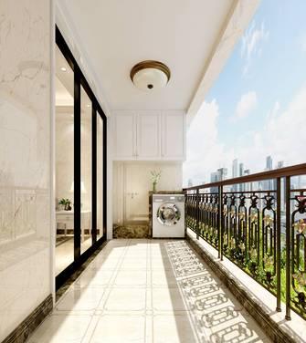 10-15万90平米三欧式风格阳台图片