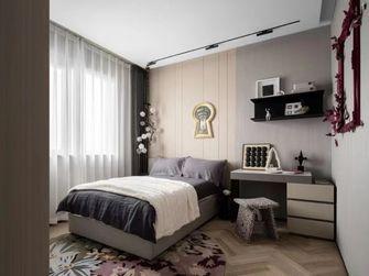 豪华型140平米三室一厅法式风格卧室装修案例