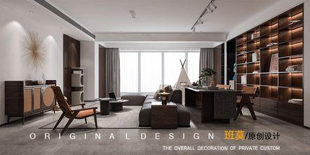 10-15万140平米三室两厅北欧风格客厅装修图片大全